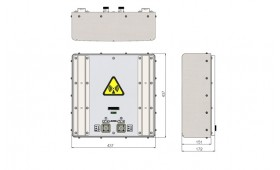 Stadium Antennas - HPX0505F