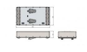 Stadium Antennas -  WHPX0505F