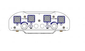 Multiband Antennas - WWPX310M-V1