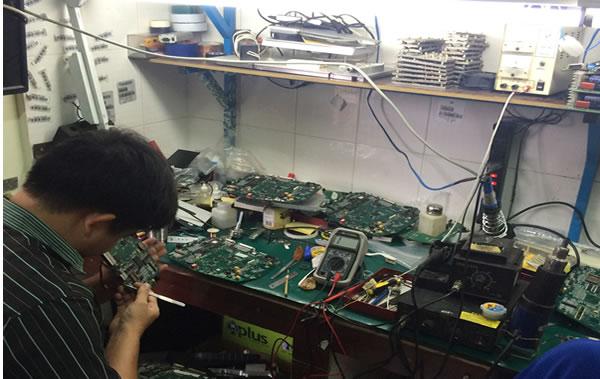 Bảo trì và sửa chữa các thiết bị RF